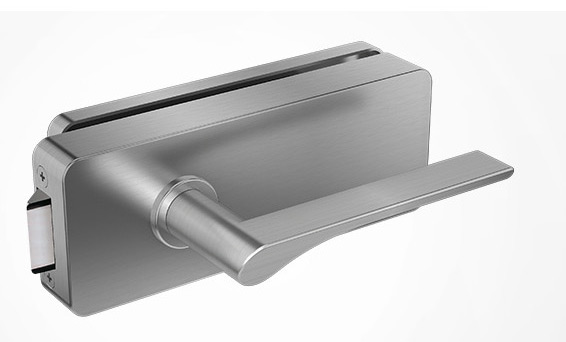 photot shows edge latch with volare handle
