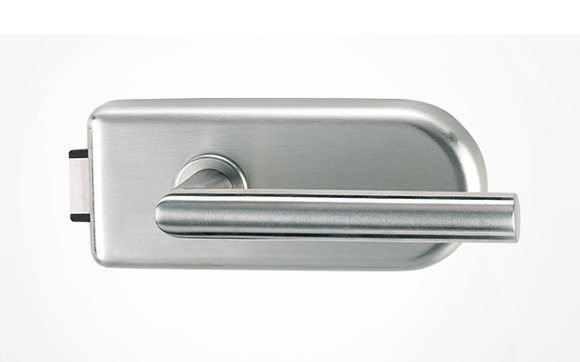 photo shows Klassic latch with luisa handle