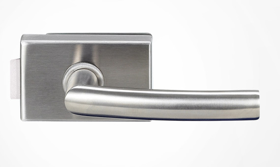 photo shows moda latch with lola handle