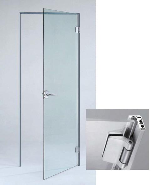 Door sets and frames for glass Doors | Glaswerk