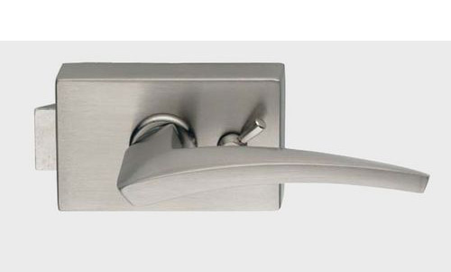 photo shows cubo mini latch with dune handle