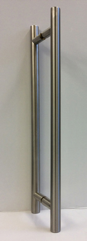 image link EKR02 stainless steel pull handle for glass