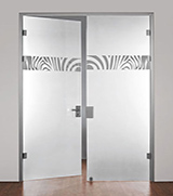 product options hinged doors type two