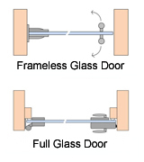 options for folding sliding and bifold glass doors