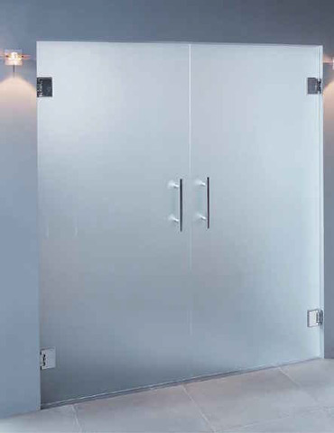 image link to full glass double doors