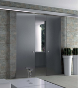 image link to sliding door systems for full glass doors